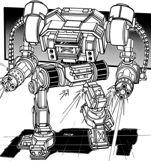 The Robot of Doom